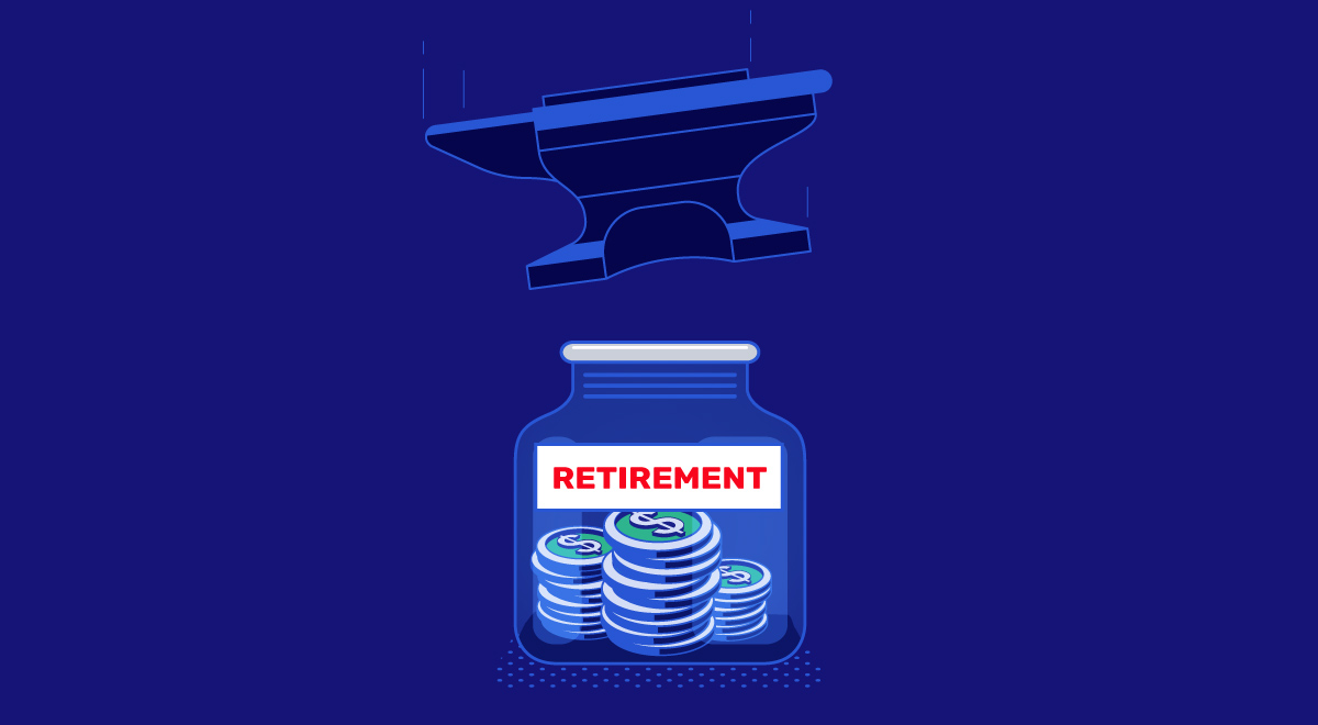 how to protect your retirement savings from a crash