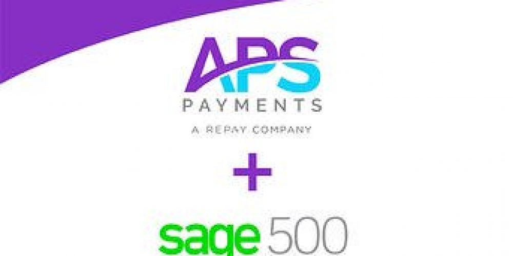 APS Payments Announces Integration with Sage 500
