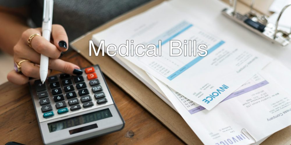 Medical Bill's – How To Handle Them