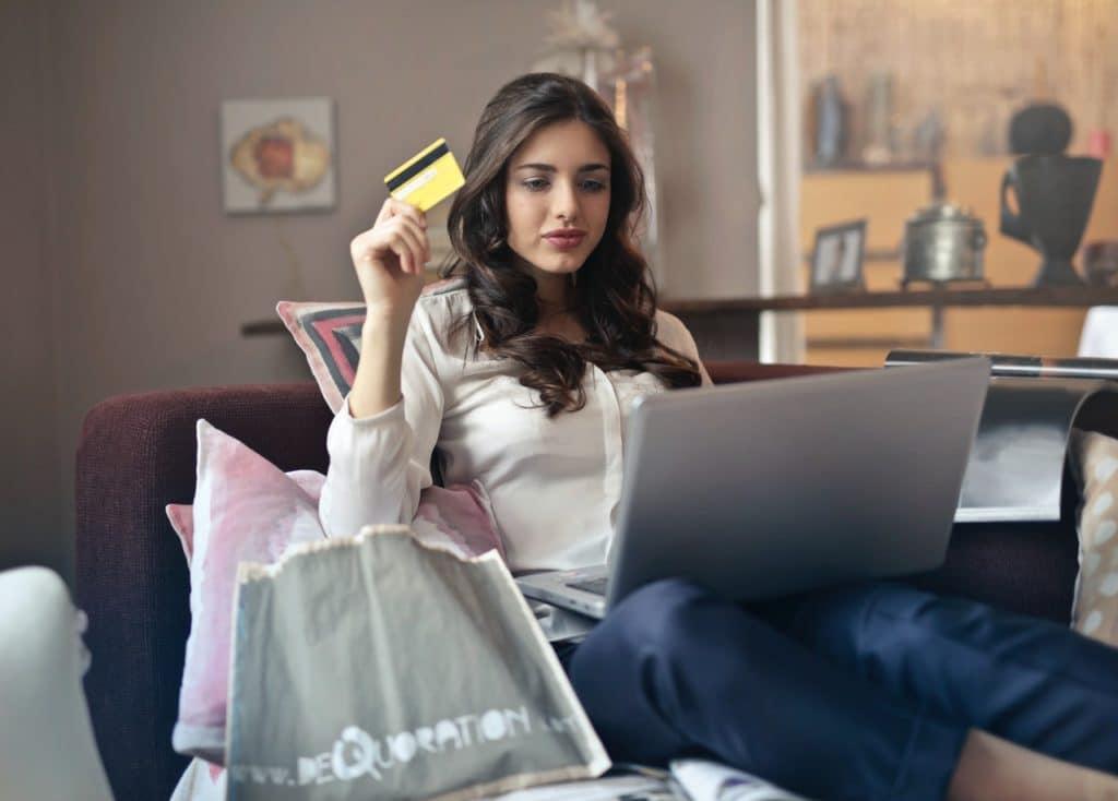 Managing your online credit card spending